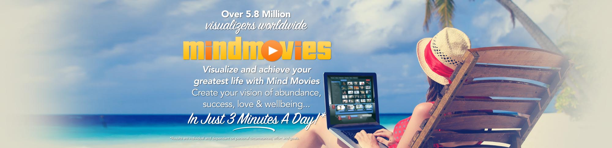 Your Money and Your Mindset: Mind Movies Millionaire Natalie Ledwell