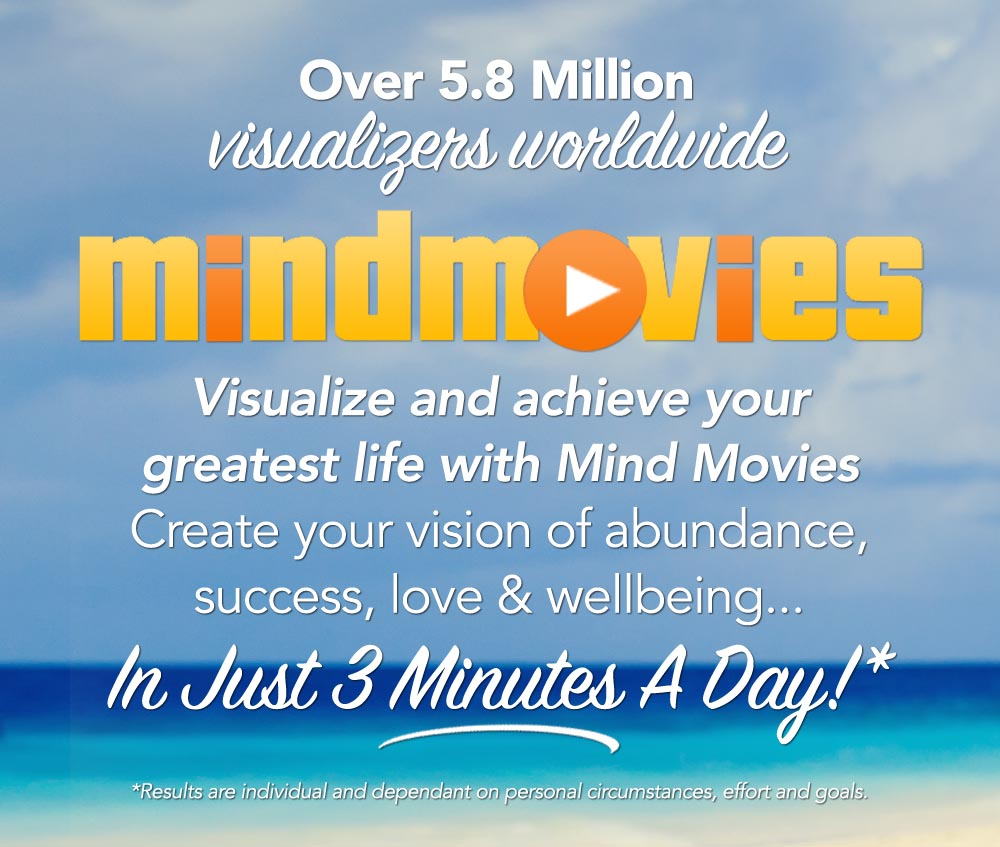 Mind Movies - Positive Daily Affirmations & Digital Vision Boards