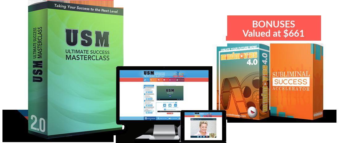 Ultimate Success Masterclass 2 0 - Peak Performance Tools
